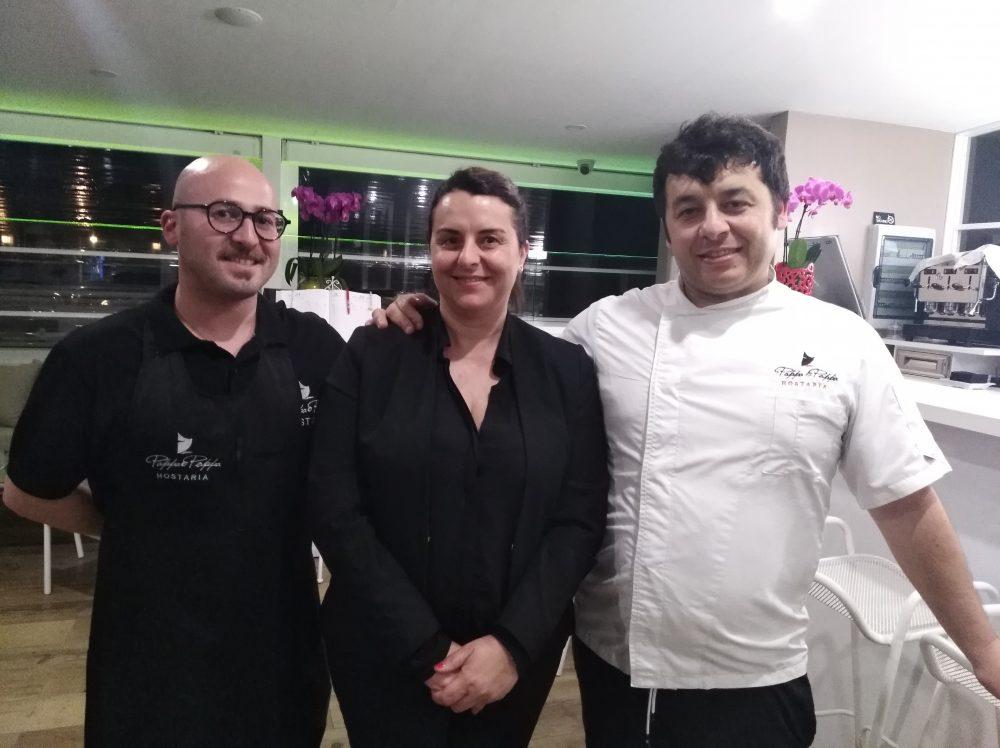 La cucina di mare da Pappa e Poppa Hostaria a Palinuro – Luciano Pignataro